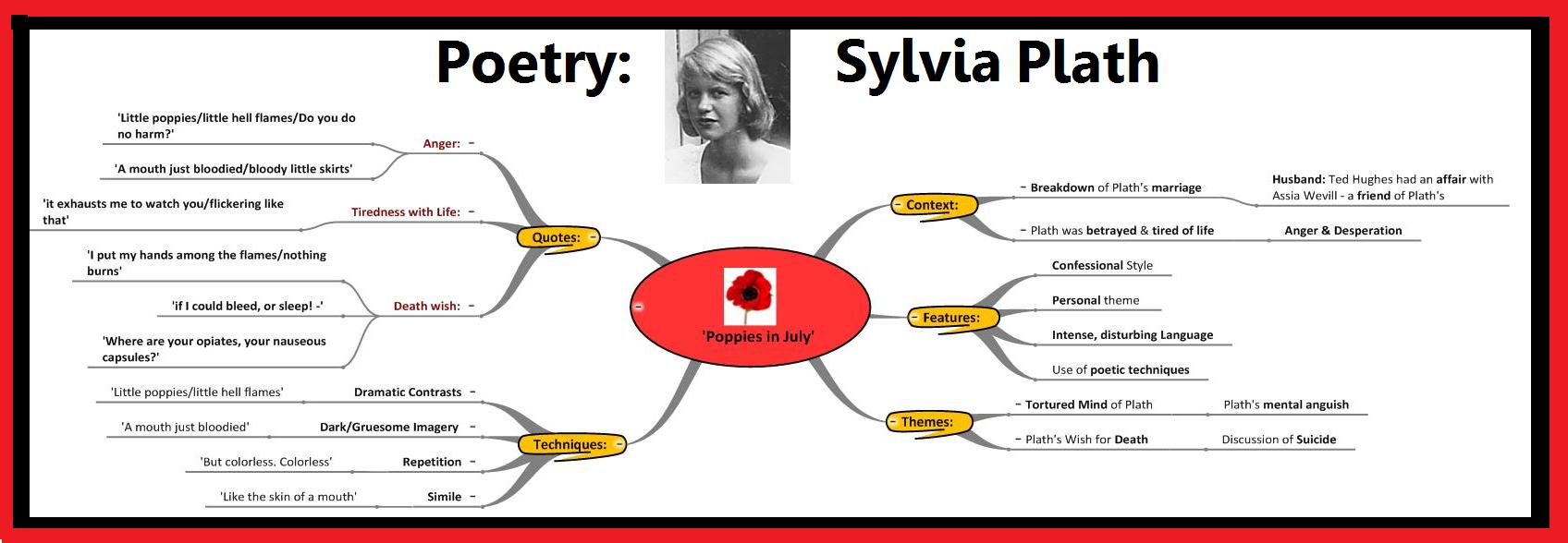 "plath essay deeply personal Ms molloy's class blog for 6th year the essay question for the take home portion of ""the poetry of sylvia plath is intense, deeply personal and quite."